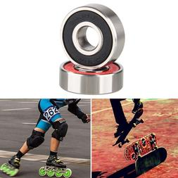 10Pcs 608 ABEC-11 Skate Scooter No Noise Oil Lubricated Smoo