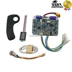 10S 36V Electric Skateboard Controller Dual Motor Driven+Rem