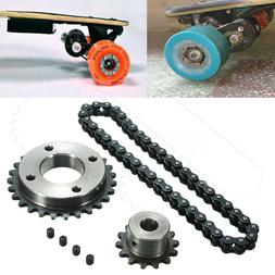 14:27 Motor Sprocket Chain Wheel Kit for DIY 8044 Electric L