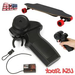 2.4Ghz Universal Electric Skateboard Longboard Radio Remote