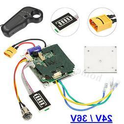 24/36V Single Motor Electric Longboard Skateboard Controller