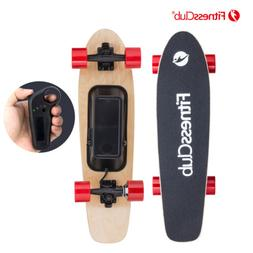250W Electric Moterized Skateboard Longboard Wireless Remote
