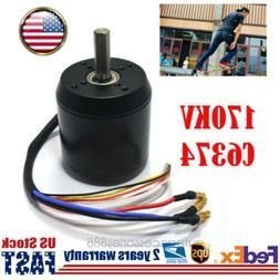 2900W Electric Skateboard Longboard C6374 Efficience Brushle
