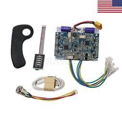 36V Electric Skateboard Controller Dual Motor Driven w/Remot