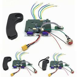 36V Electric Skateboard Controller Sine Wave Dual Drive Hub