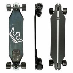 "Kyng 37"" Electric Skateboard 22 MPH 960W Dual Motors 11 Mile"