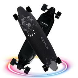 4 Four Wheels Electric Skateboard Remote Control 32km/h Top