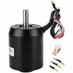 4600W 6384 120KV BLDC Outrunner Sensored Brushless Motor For