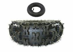 49cc Scooter Tire + Inner TUBE 9x3.50/3.00-4 electric gas sk