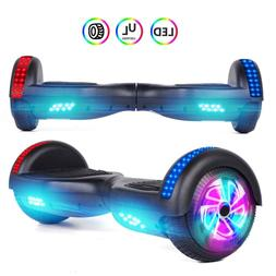 """6.5"""" Electric Colorful Hoverboard Self Balancing Scooter UL"""