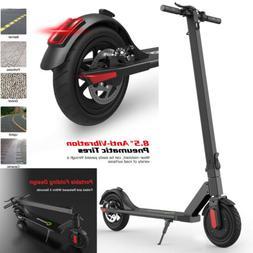 "8.5"" Electric Scooter 250W Ultralight Foldable Skateboard Fo"