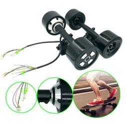 90MM Dual 6364 Hub Motor Drive Kit For Electric Skateboard L