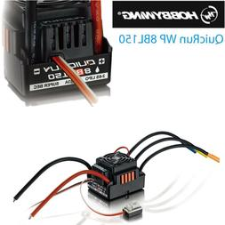 Hobbywing 30105151001 Quicrun-WP-8BL150 Waterproof ESC 1/8 C