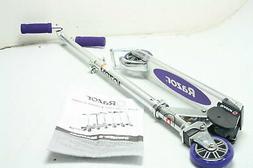 Razor A2 Kick Scooter- Purple