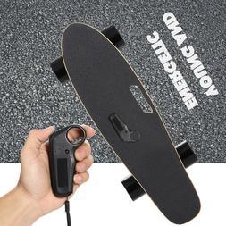 ANCHEER Motorized Skateboard Electric Fish Board Maple Longb