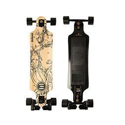 Evolve Skateboards - Bamboo GT Street Electric Longboard Ska