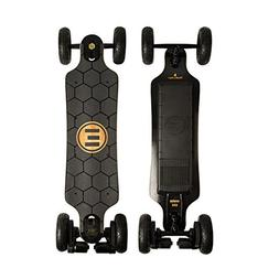Evolve Skateboards – Bamboo GTX All-Terrain Electric Longb