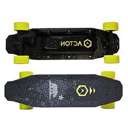 ACTON Blink Board - Electric Skateboard - Black with Califor