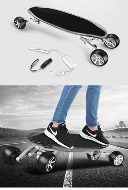 Carbon Fiber Inelligent Electric Skateboard 36V 500W Electri