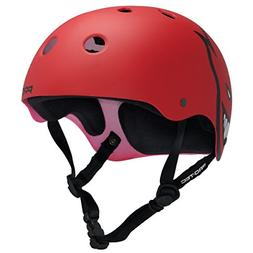 PROTEC Original Classic Skate Helmet, Spitfire Red, X-Large