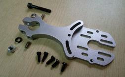 CNC motor long mount for 50/63 motors for DIY eskate electri