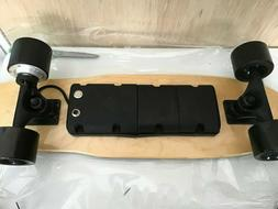 complete electric skateboard w wireless remote new