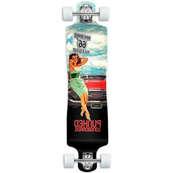 Yocaher Lowrider Longboard Complete - Route 66 Series - RTE-