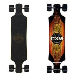 Longboard Complete Skateboard Cruiser Deck Downhill All Terr
