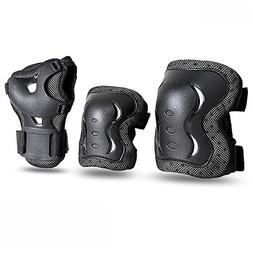Children Cycling Roller Skating Knee Elbow Wrist Protective