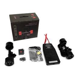 DIY Electric Skateboard DUAL belt Motor Kit, Battery Pack, E