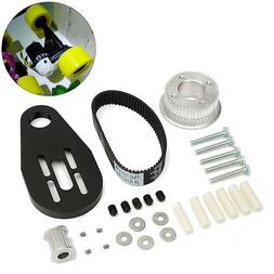 DIY Electric Skateboard Kit Parts Pulleys And Motor Mount Fo