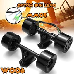 Double Drive Scooter Hub Motor Kit High Power DC Brushless <