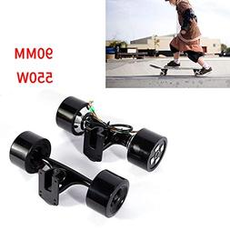 GDAE10 90mm Dual 6364 Hub Motors Drive Kit Electric Skateboa
