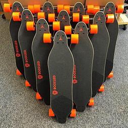 dual electric skateboard