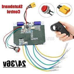 Dual Motor Electric Skateboard Longboard Controller ESC Subs