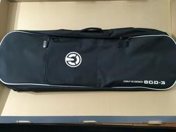 Yuneec E-GO2 Electric Longboard Skateboard Backpack - Black