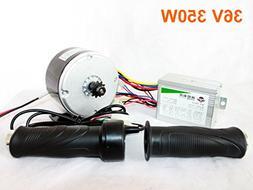 L-faster 24V 36V 350W Electric DC Motor Electric Skateboard
