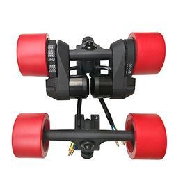 ZXMOTO Electric Longboard Drive Kit Skateboard Sensorless Du