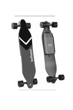 Max find Electric Longboard, Removable Battery