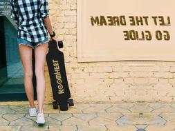 Electric Longboard Skateboard Newest Romote KOOWHEEL 2nd Gen