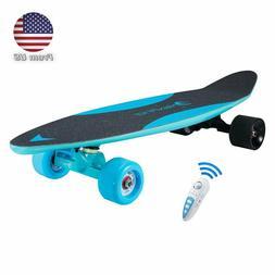Electric Motor Skateboard Remote Control 500W Maxfind Teens