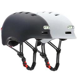 Electric Scooter Helmet Safety Brightness LED Backlight For