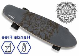 Elevens™ Electric Skateboard, 10MPH, 28Inch.