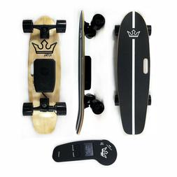 electric skateboard 15 mph 350w hub motor
