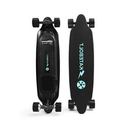 SKATEBOLT Electric Skateboard 25 MPH Dual 500 W Hub Motors L