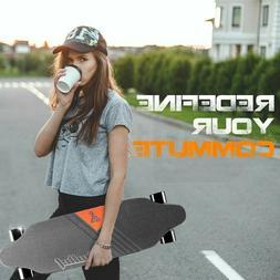 BULLET Electric Skateboard 250W Longboard w/ Remote Motorise