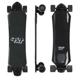 RIDE1UP Electric Skateboard 30MPH Speed 13.5LB w/ LCD Remote