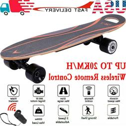 electric skateboard 7 layer maple concave longboard