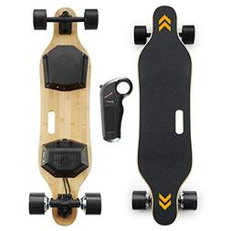 Voxpree Electric Skateboard with 350W Dual Motors, 22 MPH Ma