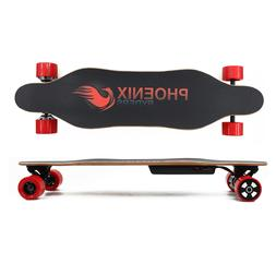 Phoenix Ryders Electric Skateboard 9.3Miles Dual Motors Remo